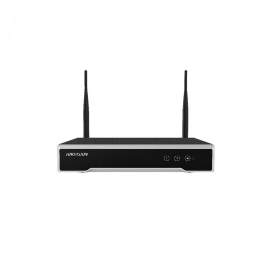 NVR Hikvision DS-7104NI-K1/W/M, 4 canale, 4 MP, 50 Mbps, Wi-Fi
