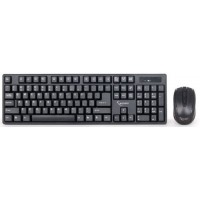 Kit tastatura + mouse wireless Gembird KBS-W-01