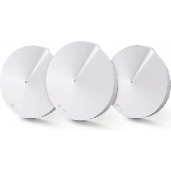 Sistem Wi-Fi Mesh TP Link Deco M5 (3 pack), AC1300 Whole-Home