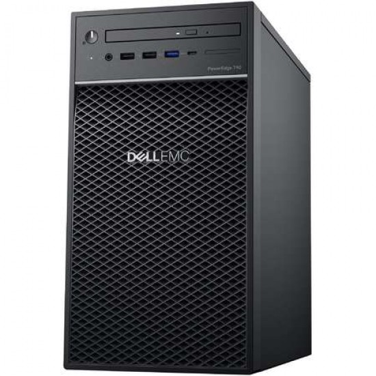 Server Dell PowerEdge T40 Tower 8GB DDR4, HDD 1TB, Xeon E-2224G 3.5GHz