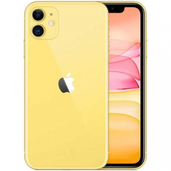 "Smartphone Apple iPhone 11, LCD IPS Multi‑Touch 6.1"", 64GB Flash, Camera Duala 12MP, Wi-Fi, 4G"